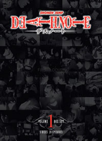 Click here to view DEATH NOTE DVDs!